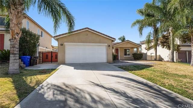 31049 Quarry Street, Mentone, CA 92359 (#IG21229581) :: Latrice Deluna Homes