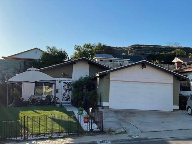 1322 Leaf Ter, San Diego, CA 92114 (#PTP2107281) :: Zutila, Inc.