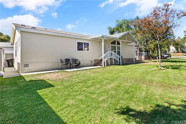 5815 E La Palma Avenue #140, Anaheim Hills, CA 92807 (#PW21229703) :: RE/MAX Empire Properties