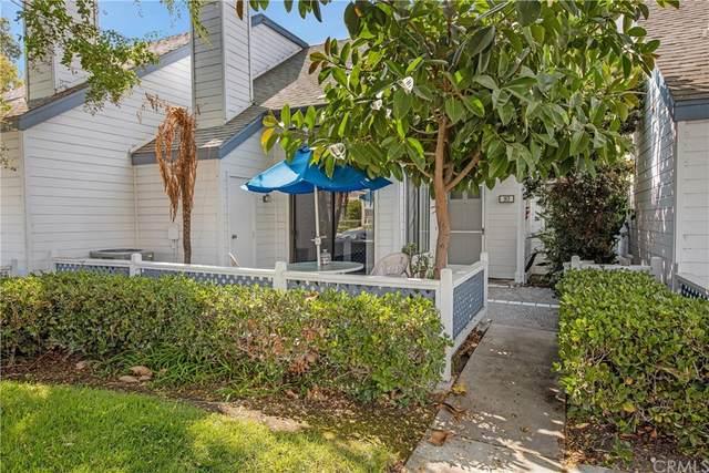 93 Greenmoor #28, Irvine, CA 92614 (#PV21229822) :: American Real Estate List & Sell