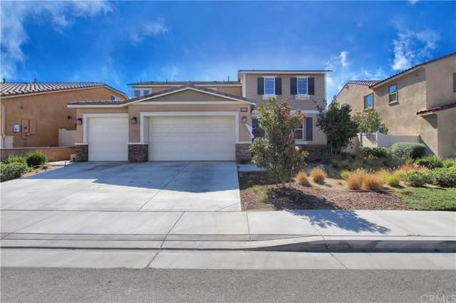 1419 Worland Street, Beaumont, CA 92223 (MLS #EV21229827) :: ERA CARLILE Realty Group