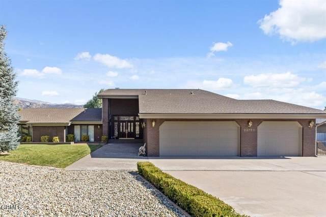23750 Crystal Lake Lane, Tehachapi, CA 93561 (#V1-8963) :: Swack Real Estate Group | Keller Williams Realty Central Coast