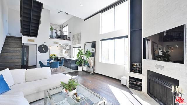 815 N Las Palmas Avenue #302, Los Angeles (City), CA 90038 (#21795512) :: Wendy Rich-Soto and Associates