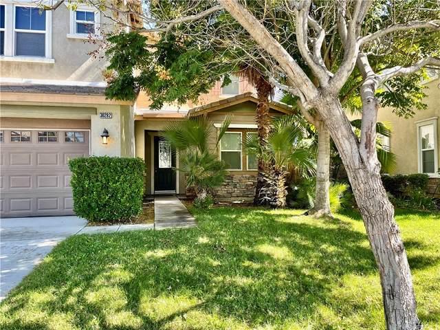 30282 Lamplighter Lane, Menifee, CA 92584 (#SW21229785) :: RE/MAX Empire Properties