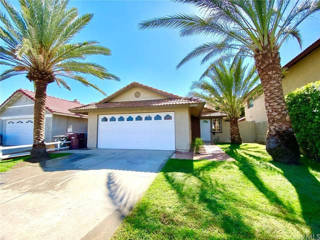 25241 Wendy Way, Moreno Valley, CA 92551 (#SW21229847) :: Blake Cory Home Selling Team