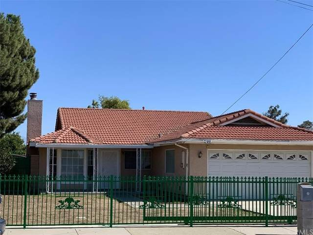 9213 Palmetto Avenue, Fontana, CA 92335 (#CV21227287) :: Blake Cory Home Selling Team