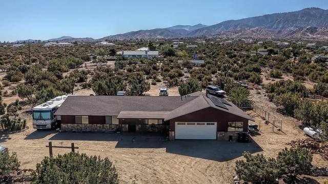 1181 Barkley Ranch Road, Pinon Hills, CA 92372 (#540167) :: COMPASS