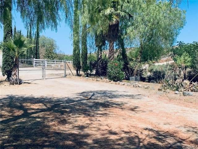 44081 Sandstone Road, Aguanga, CA 92536 (#SW21229881) :: RE/MAX Empire Properties