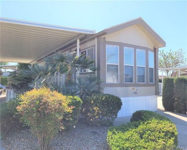 1295 S Cawston Avenue #455, Hemet, CA 92545 (#SW21229896) :: RE/MAX Empire Properties