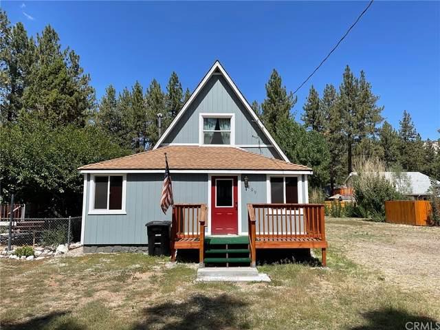 209 Coy Lane, Big Bear, CA 92314 (#TR21229906) :: RE/MAX Empire Properties