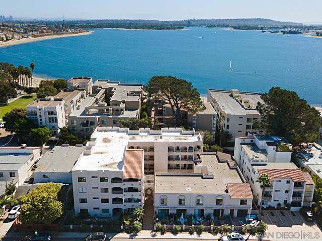 1225 Pacific Beach Dr. 4F, San Diego, CA 92109 (#210029097) :: The Costantino Group | Cal American Homes and Realty