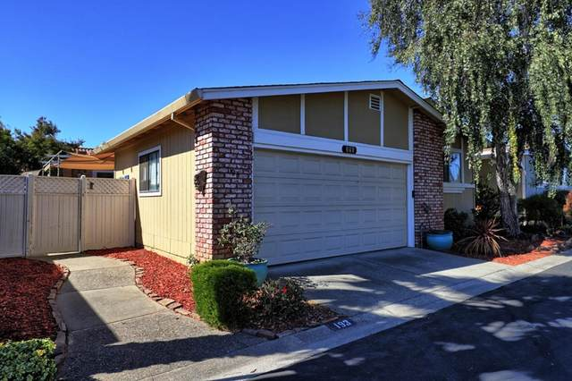193 Leisure Drive #193, Morgan Hill, CA 95037 (#ML81867104) :: RE/MAX Empire Properties