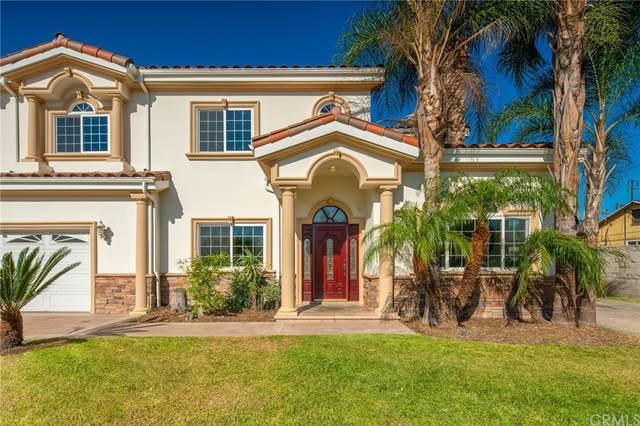 11229 Dodson Street, El Monte, CA 91733 (#WS21186891) :: RE/MAX Empire Properties