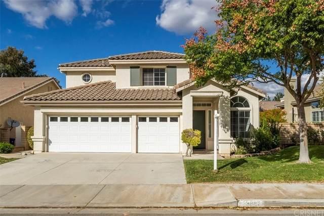 23627 Shadylane Place, Valencia, CA 91354 (#SR21226952) :: The Kohler Group