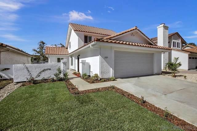 2323 Fair Oak Court, Escondido, CA 92026 (#210029100) :: Blake Cory Home Selling Team