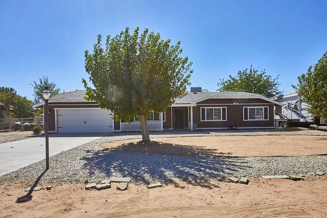 22127 Isatis Avenue, Apple Valley, CA 92307 (#540168) :: The Costantino Group   Cal American Homes and Realty