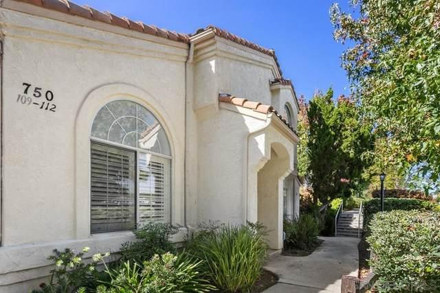 750 Breeze Hill #112, Vista, CA 92081 (#210029103) :: RE/MAX Empire Properties