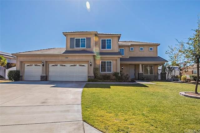 36289 Cherrywood Drive, Yucaipa, CA 92399 (#IV21229924) :: McKee Real Estate Group Powered By Realty Masters & Associates