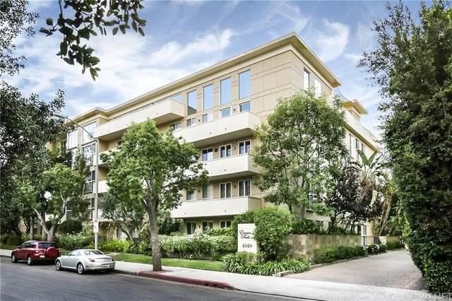 4949 Genesta Avenue #116, Encino, CA 91316 (#SR21179915) :: RE/MAX Empire Properties