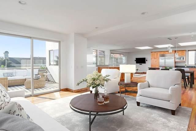 1018 17th Street #2, Hermosa Beach, CA 90254 (#SB21225604) :: RE/MAX Empire Properties