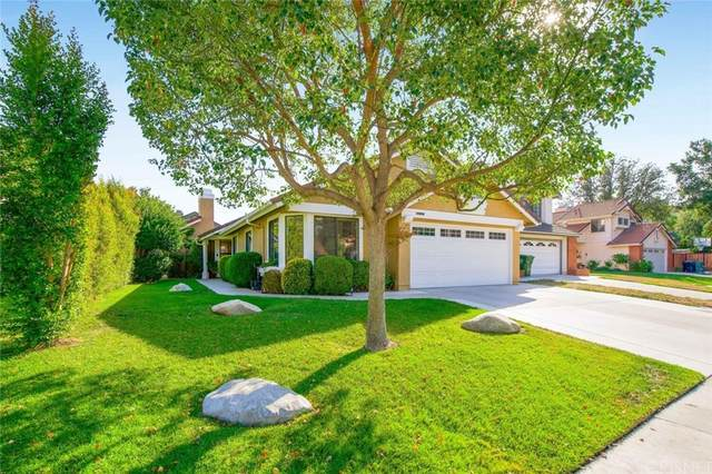 26838 Hot Springs Place, Calabasas, CA 91301 (#SR21225820) :: The Parsons Team