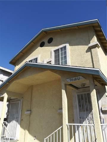 9614 S Main Street, Los Angeles (City), CA 90003 (#RS21227684) :: Mainstreet Realtors®