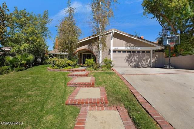 28819 Barragan Street, Agoura Hills, CA 91301 (#221005614) :: eXp Realty of California Inc.