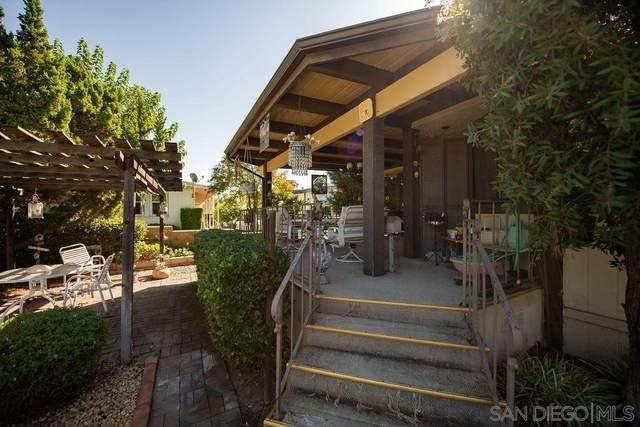 9255 N Magnolia #126, Santee, CA 92071 (#210029106) :: RE/MAX Empire Properties