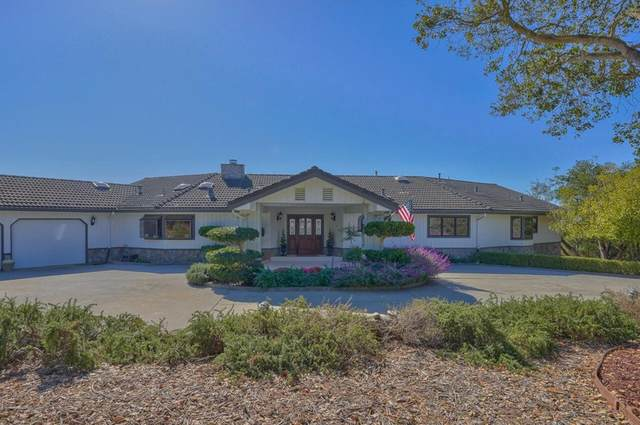 18281 Berta Canyon Road, Prunedale, CA 93907 (#ML81867145) :: Millman Team