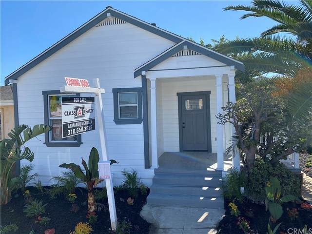 1141 W 17th Street, San Pedro, CA 90731 (#SB21229962) :: Blake Cory Home Selling Team