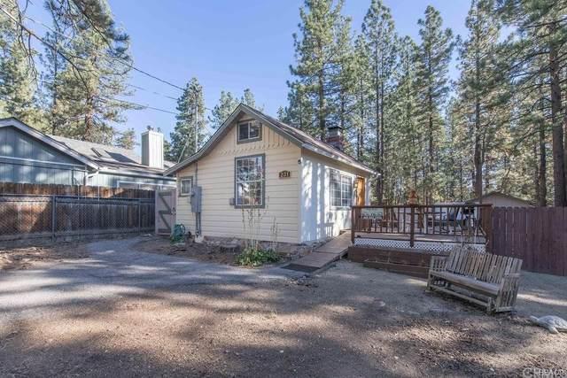 231 Finch Drive, Big Bear, CA 92315 (#PW21229977) :: RE/MAX Empire Properties