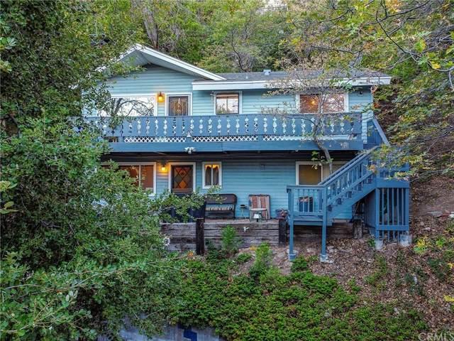 23853 Bowl Road N, Crestline, CA 92325 (#EV21225058) :: A|G Amaya Group Real Estate
