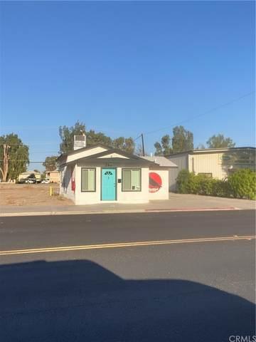 245 N. Main St., Blythe, CA 92225 (#OC21229987) :: Compass