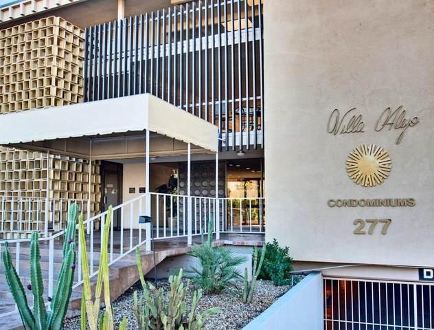 277 E Alejo Road #117, Palm Springs, CA 92262 (#219069094PS) :: Necol Realty Group
