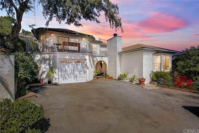 1774 Solejar Drive, La Habra Heights, CA 90631 (#IV21228646) :: RE/MAX Empire Properties