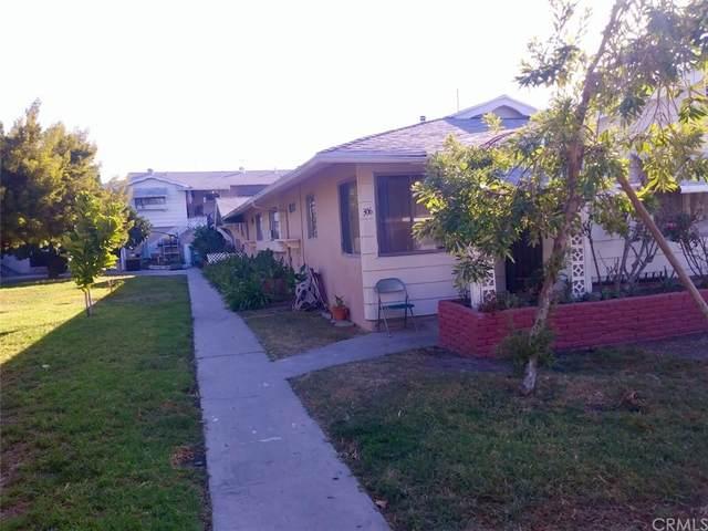 306 N Vine Street, Anaheim, CA 92805 (#OC21230000) :: Cochren Realty Team | KW the Lakes