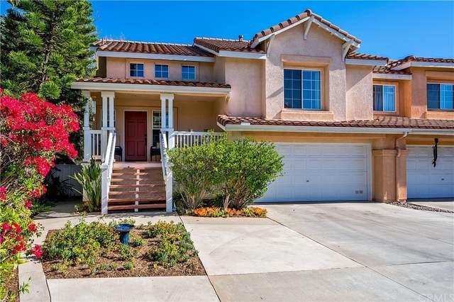 5 Calle Arcos, Rancho Santa Margarita, CA 92688 (#OC21227203) :: Cochren Realty Team | KW the Lakes