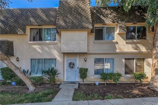 19020 Kittridge Street #6, Reseda, CA 91335 (#SR21227353) :: Hart Coastal Group