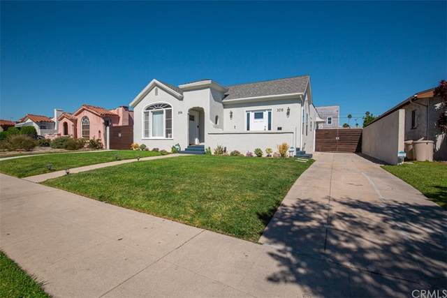 3018 10th Avenue, Los Angeles (City), CA 90018 (#WS21230023) :: Real Estate One
