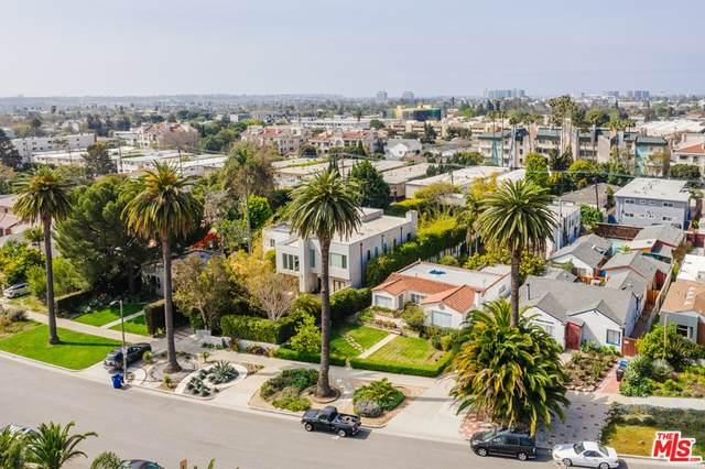 3875 Marcasel Avenue, Los Angeles (City), CA 90066 (#21796130) :: Real Estate One