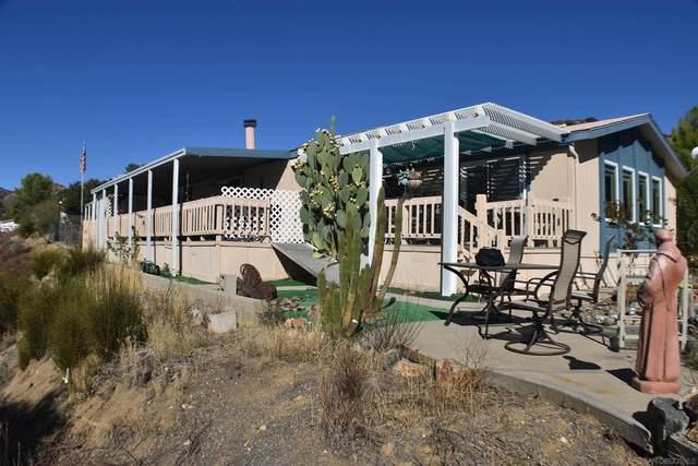 35109 Highway 79 Unit 133, Space, Warner Springs, CA 92086 (#210029109) :: Cochren Realty Team | KW the Lakes