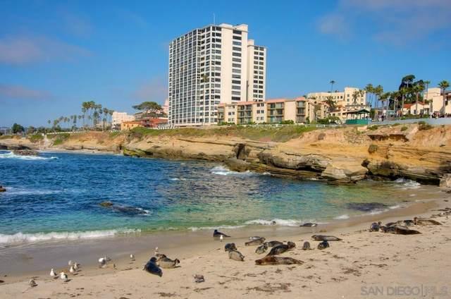 939 Coast Blvd Lb And 3A, La Jolla, CA 92037 (#210029111) :: The Najar Group
