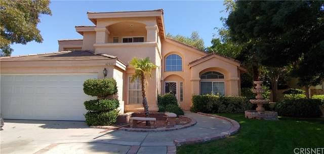 42438 56th Street W, Lancaster, CA 93536 (#SR21229747) :: Murphy Real Estate Team