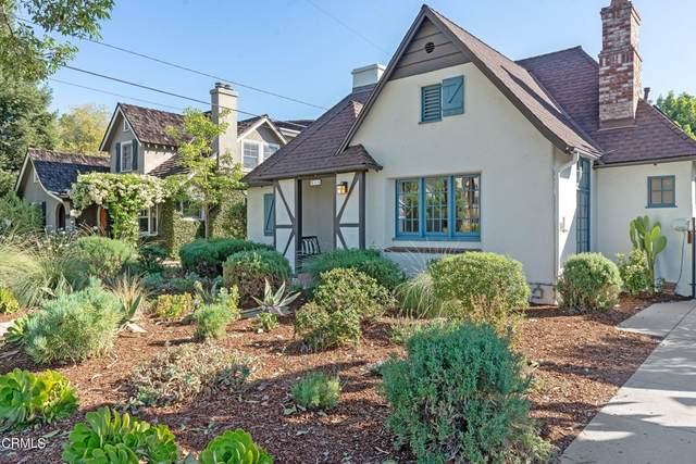 334 S Parkwood Avenue, Pasadena, CA 91107 (#P1-7115) :: Murphy Real Estate Team