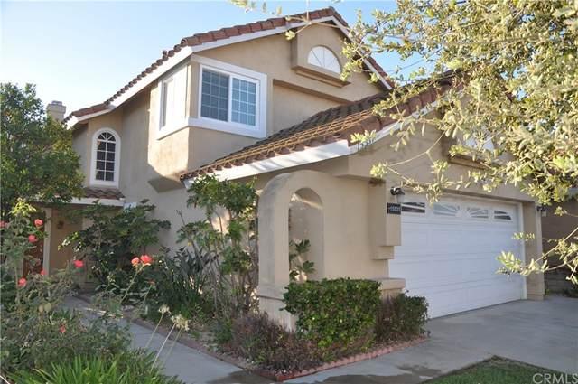 15531 Oakhurst Street, Chino Hills, CA 91709 (#IG21229309) :: Blake Cory Home Selling Team
