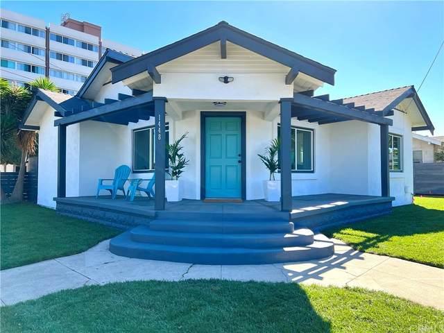 1448 Lemon Avenue, Long Beach, CA 90813 (#PW21230101) :: The Parsons Team
