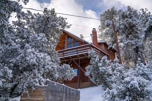 1509 Zermatt Drive, Pine Mountain Club, CA 93222 (#SR21230098) :: eXp Realty of California Inc.