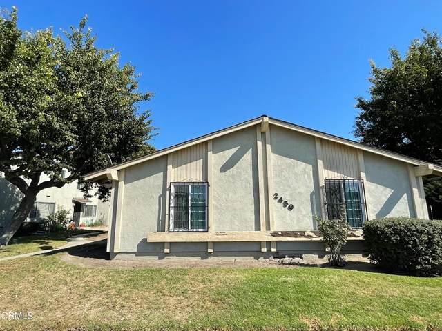 2450 El Dorado Avenue C, Oxnard, CA 93033 (#V1-8972) :: The Najar Group