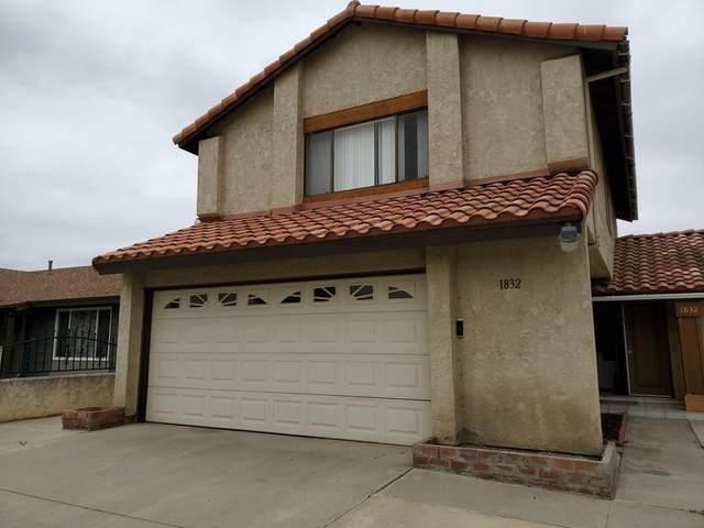 1832 Deep Haven Ln, San Diego, CA 92154 (#210029116) :: Blake Cory Home Selling Team
