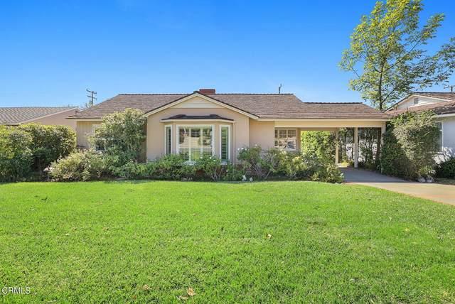 330 Knight Way, La Canada Flintridge, CA 91011 (#P1-7116) :: Real Estate One